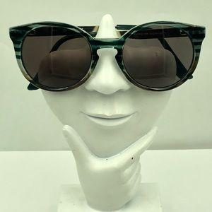 Candie's CA1010 Blue Transparent Sunglasses Frames